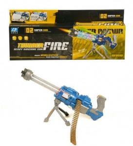 Пулемет музыкальный Dangfa Toys (DF-25218B)