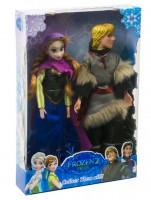 Кукла 'Холодное сердце: Анна и Кристофф' (ZT8878)