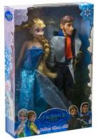 Кукла 'Холодное сердце: Эльза и Ханс' (ZT8878)
