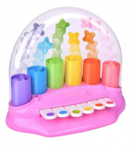Музыкальная игрушка Пианино ' Pop-up' (MJ088-B)