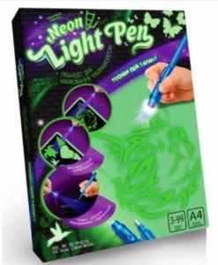 Набор для рисования в темноте 'Рисуй Светом.Neon Light Pen' (200-19821825)