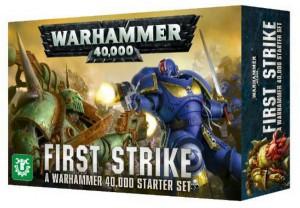 Настольная игра Games Workshop 'Warhammer 40000:First Strike (English) (60010199018)