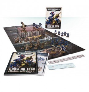 фото Настольная игра Games Workshop 'Warhammer 40000: Know No Fear (rus)' (21010199017) #5