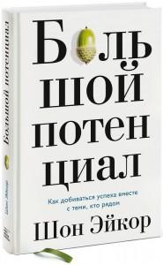 Книга Большой потенциал. Как добиваться успеха вместе с теми, кто рядом