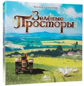 Настольная игра GaGa Games 'Зеленые просторы' (GG102)
