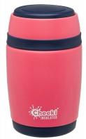 Термос для еды Cheeki Food Jar 480 мл Pink (OJAR480DP1)