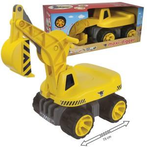 Машинка 'Экскаватор' BIG для катания малыша (55811)