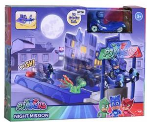 фигурка Игровой набор  Dickie Toys 'Герои в масках. Ночная миссия ' (3143001)