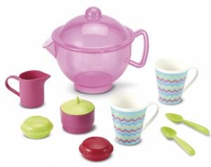 Набор посуды Ecoiffier 'Чаепитие' (000946)