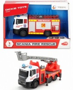 Пожарная машина Dickie Toys 'Скания' (3712013)