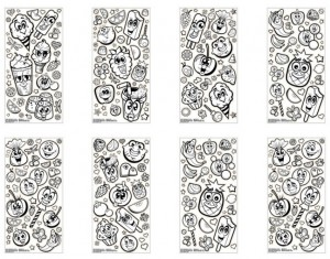 фото Ароматный набор для творчества Scentos 'Веселые фрукты' (42096) #3