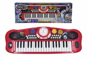 Электросинтезатор Simba 'Диско' 37 клавиш (6834101)