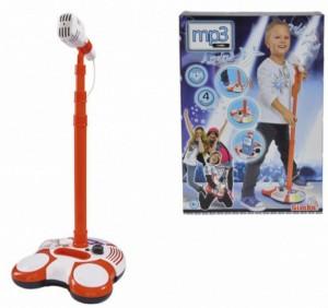 Микрофон Simba на стойке с разъемом для MP3-плеера (6837816)