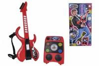 Музыкальный инструмент Simba Диско 'Электрогитара с усилителем' (6834251)