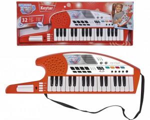 Музыкальный инструмент Simba  'Клавишная гитара' (6834252)