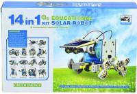 Конструктор  `Робот 14 в 1 на солнечных батареях` (21-615)