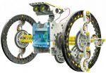 фото Конструктор  `Робот 14 в 1 на солнечных батареях` (21-615) #3