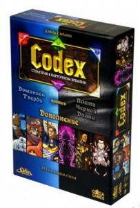 Настольная игра GaGa Games 'Codex':Синие против Черных (GG085)
