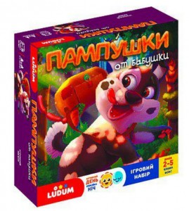фото Настільна гра Ludum 'Пампушки от бабушки' (Пампусі від бабусі) (LD1046-51) #2