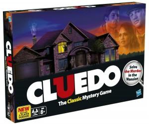 Настольная игра Hasbro 'Клюэдо' (38712)