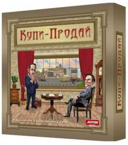 Настольная игра Artos 'Купи-Продай' (62102)
