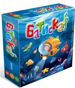 Настольная игра Granna 'Батискаф' (83293)