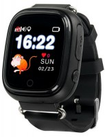 Детские умные часы с GPS трекером Motto TD-02S Black (TD-02SBK)