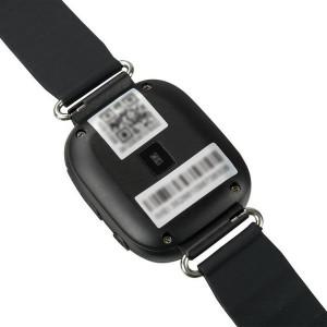 фото Детские умные часы с GPS трекером Motto TD-02S Black (TD-02SBK) #4