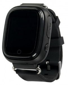 фото Детские умные часы с GPS трекером Motto TD-02S Black (TD-02SBK) #2