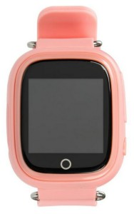 фото Детские умные часы с GPS трекером Motto TD-02S Pink (TD-02SPK) #3