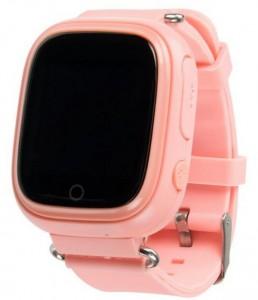 фото Детские умные часы с GPS трекером Motto TD-02S Pink (TD-02SPK) #2