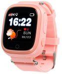 Детские умные часы с GPS трекером Motto TD-02S Pink (TD-02SPK)
