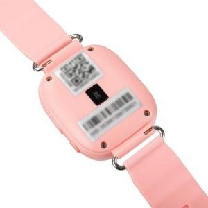 фото Детские умные часы с GPS трекером Motto TD-02S Pink (TD-02SPK) #4