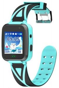 фото Детские умные часы с GPS трекером Motto TD-16 (SK-009) Blue (TD16BL) #2