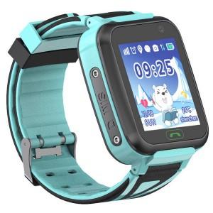 Детские умные часы с GPS трекером Motto TD-16 (SK-009) Blue (TD16BL)