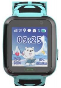 фото Детские умные часы с GPS трекером Motto TD-16 (SK-009) Blue (TD16BL) #3