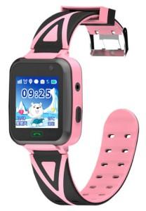 фото Детские умные часы с GPS трекером Motto TD-16 (SK-009) Pink (TD16PN) #4