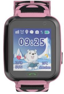 фото Детские умные часы с GPS трекером Motto TD-16 (SK-009) Pink (TD16PN) #3