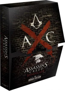игра Assassin's Creed: Syndicate Rooks Edition PS4
