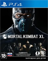 игра Mortal Kombat XL PS4 - Русская версия