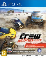 игра The Crew: Wild Run Edition PS4 - Русская версия