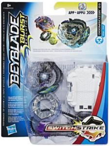 Игровой набор Hasbro Beyblade Burst Evolution Switch Strike волчок 'Doomscizor D3 Думсайзор' с пусковым устройством (E0723-E1033)