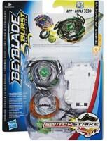 Игровой набор Hasbro Beyblade Burst Evolution Switch Strike волчок 'Valtryek V3 Волтраек' с пусковым устройством (E0723 -E1034)