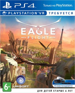 игра Eagle Flight PS4 - Русская версия