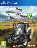 игра Farming Simulator 17 PS4