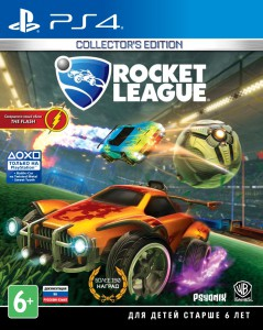 игра Rocket League Collectors Edition PS4 - Русская версия