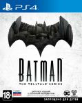 игра Batman: The Telltale Series PS4 - Русская версия