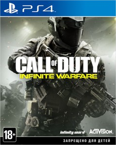 игра Call of Duty: Infinite Warfare PS4 - Русская версия