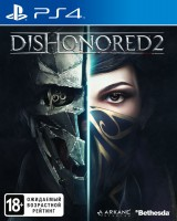 игра Dishonored 2 PS4 - Русская версия