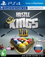 игра Hustle Kings PS4 - Русская версия